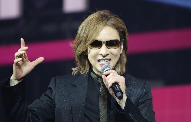 楽天グループ最大規模のイベント「Rakuten Optimism 2019」 に登壇した、ロックバンド「X