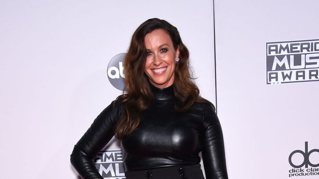 Alanis Morissette Gives Birth To Third Child – And Reveals His Unusual Name