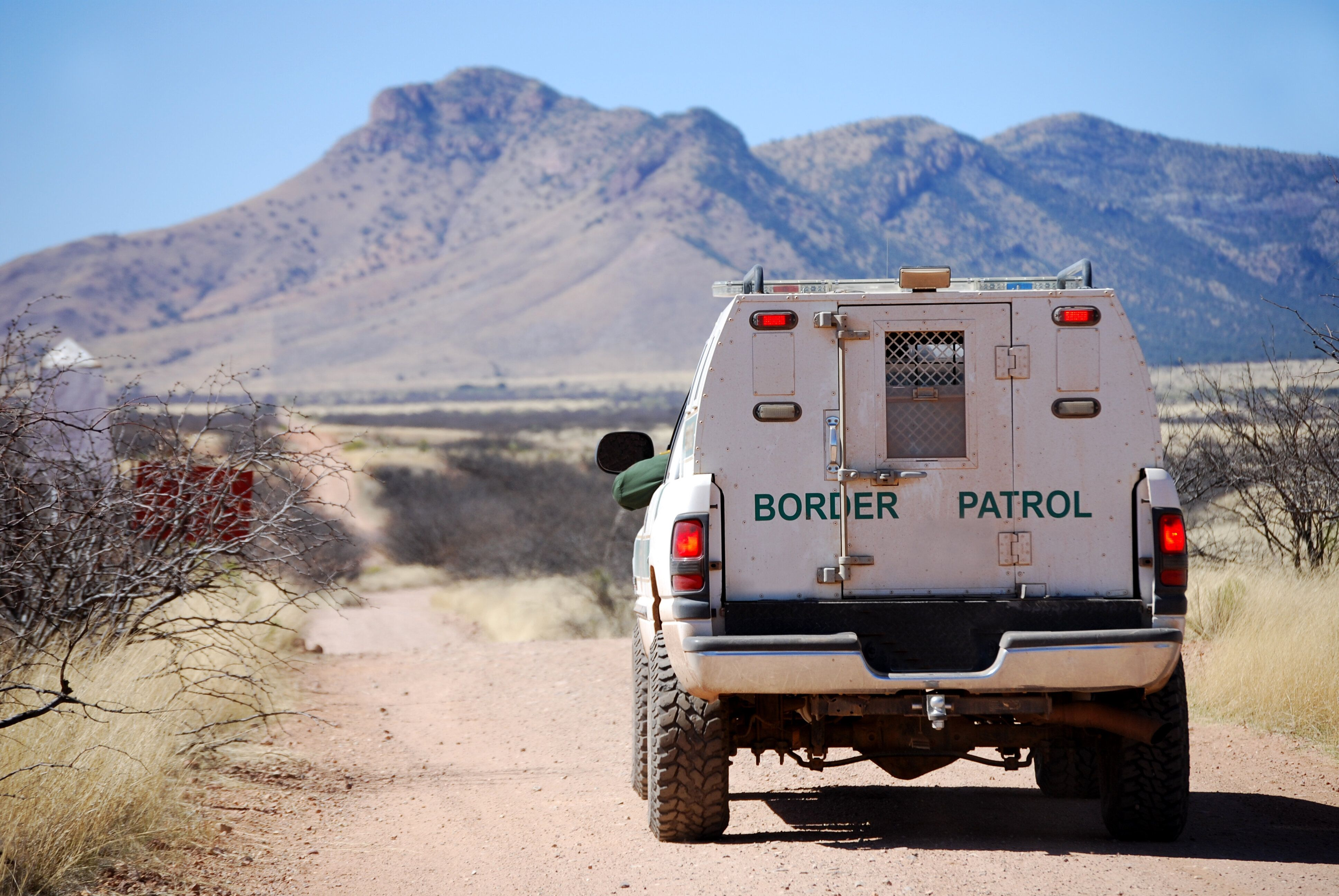 Border Patrol Agent Admits To Intentionally Hitting Migrant With Truck