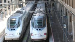 Renfe cancela 325 trenes en su segunda jornada de huelga este