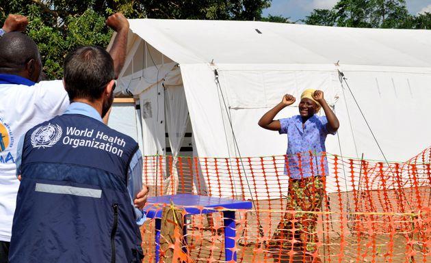 Deux traitements contre Ebola efficaces à 90%