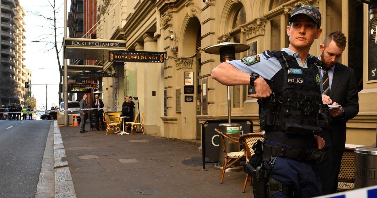 Attaque à Sydney: trois Britanniques ayant aidé à l'interpellation de l'assaillant racontent