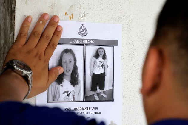 Υπόθεση Νόρα Κουοΐριν: Βρέθηκε πτώμα κοντά στο σημείο εξαφάνισής