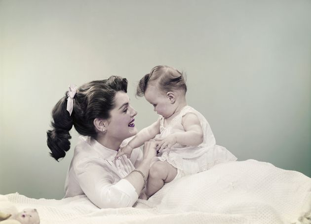 This 1950s Baby Routine Has Got Parents Talking