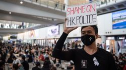 Airport Chaos In Hong Kong For 2nd Day In A Row As Mass Protests