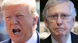 Trump, McConnell Campaigns Sell Brett Kavanaugh Shirts To 'Drive Liberals
