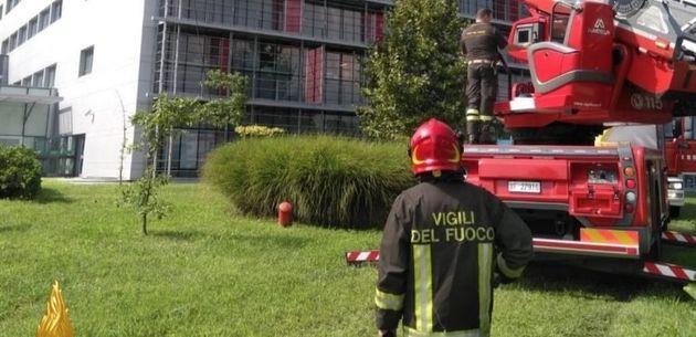 Bergamo, paziente morta nell'incendio