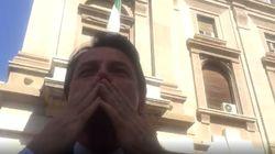 Accoglienza da stadio a Foggia, Conte si