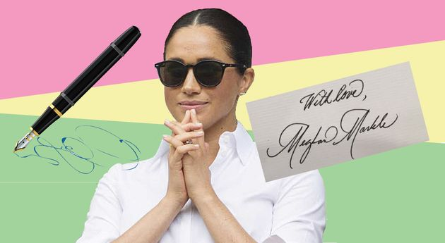 Write Like Meghan Markle With These 4 Tips From Calligraphy Experts
