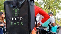 Soupçonné de viol à Paris, un livreur Uber Eats arrêté à