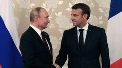 Les 4 sujets brûlants que vont aborder Macron et Poutine à