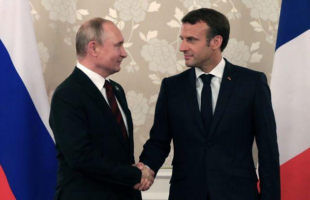 Lors de l'inévitable guerre avec les islamistes, Poutine sera dans notre camp