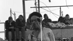 Woodstock, festival légendaire de l'ère hippie, fête ses 50