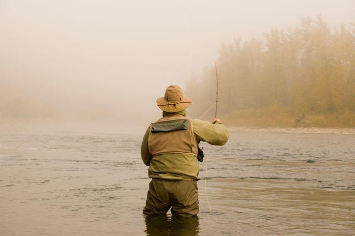 """«Maintenant, quand je vais à la pêche, j""""observe la nature autour de moi, le poisson, je porte attention à tout.»"""