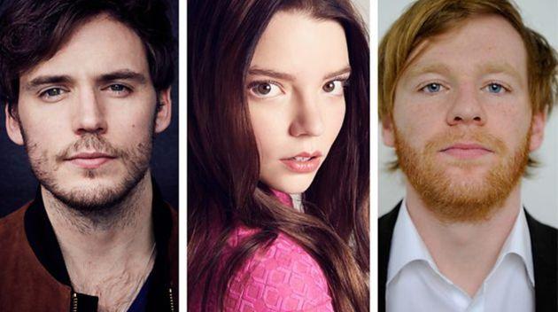 Sam Claflin,Anya Taylor-Joy andBrian Gleeson have joined the Peaky Blinders