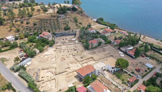 Βρέθηκε επιγραφή με το τοπωνύμιο «Αμάρυνθος» κοντά στην Αμάρυνθο της