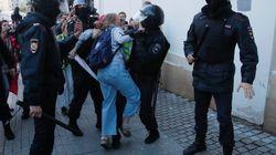 «Καμιά πολιτική κρίση» λόγω των διαδηλώσεων στη Μόσχα, λέει το