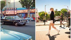 Comment Tarantino a recréé le Los Angeles de 1969 au lampadaire