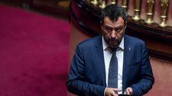 Prima sconfitta per Salvini: respinta in Senato la proposta della Lega sul