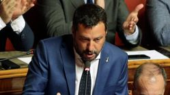 Le Sénat italien rejette la proposition de Matteo Salvini et repousse toute décision au 20