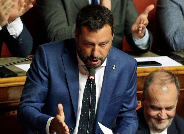 Les sénateurs ont rejeté une proposition du ministre de l'Intérieur Matteo...
