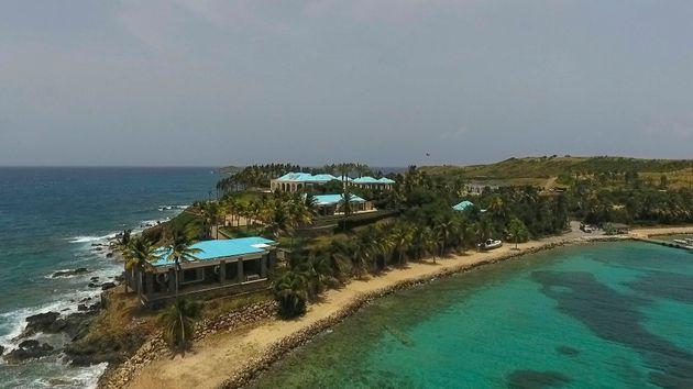 Τα ιδιωτικά «νησιά των οργίων» του Τζέφρι