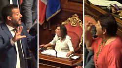 Lapsus della Casellati: chiama Salvini 'presidente' e il Pd insorge