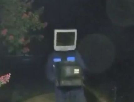 Person Wearing TV Torments Virginia Town By Leaving TVs On