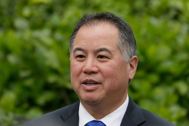 California Assemblyman Phil Ting, the author of a bill to limit facial recognition technology's use in...