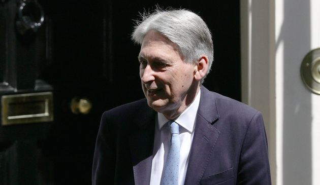 Philip Hammond Accuses Boris Johnson Of Referendum Betrayal With No-Deal Brexit