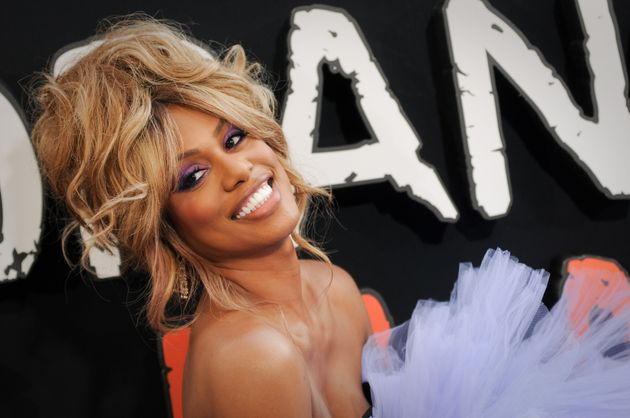Actress and activist Laverne Cox spoke out against IMDb's policy of publishing the