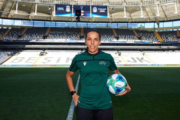 2019 UEFA 슈퍼컵 주·부심이 모두 여성으로