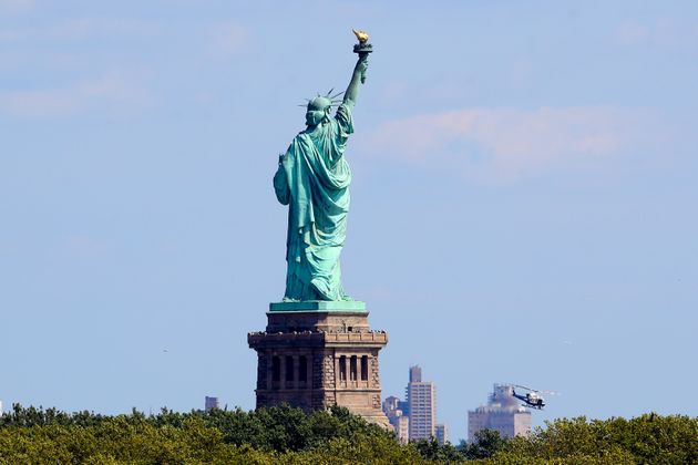 Le détournement du poème sur la Statue de la Liberté par le chef de l'immigration américaine