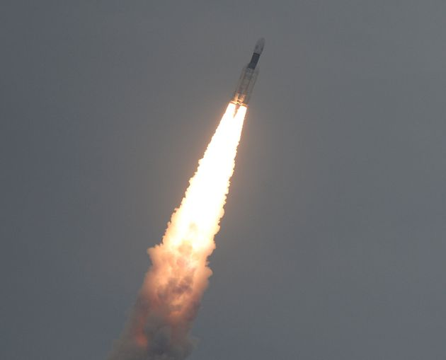 Chandrayaan-2 Leaves Earth's Orbit To Move Towards The