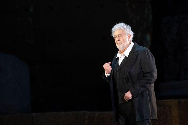 La Ópera de San Francisco también cancela un concierto de Plácido Domingo por las acusaciones de acoso