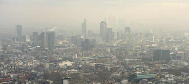 City Air Pollution As Bad For Your Lungs As A Daily Pack Of Cigarettes