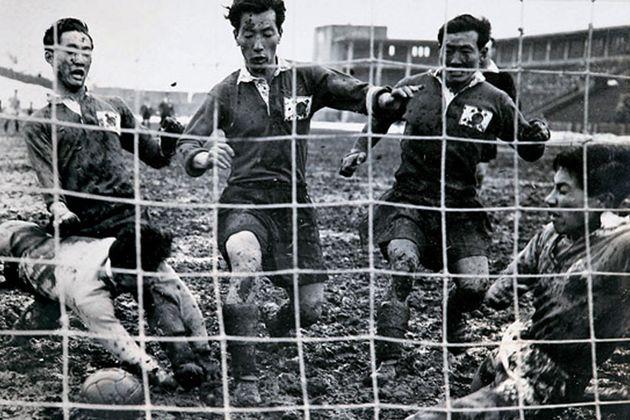 축구 한일전 첫 승리 '도쿄 대첩' 다룬 영화가