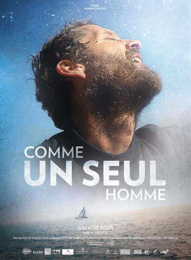 L'affiche du documentaire d'Eric Bellion,