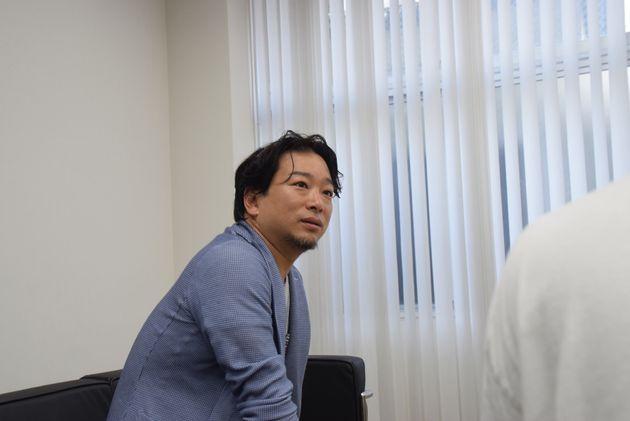 山崎大祐さん