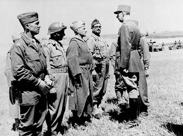 Débarquement de Provence: les troupes Africaines décisives dans le succès des