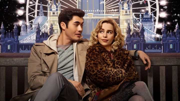 Henry Golding and Emilia Clarke star in Last Christmas