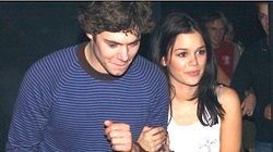 Rachel Bilson And Adam Brody Have Surprise 'O.C.' Reunion At