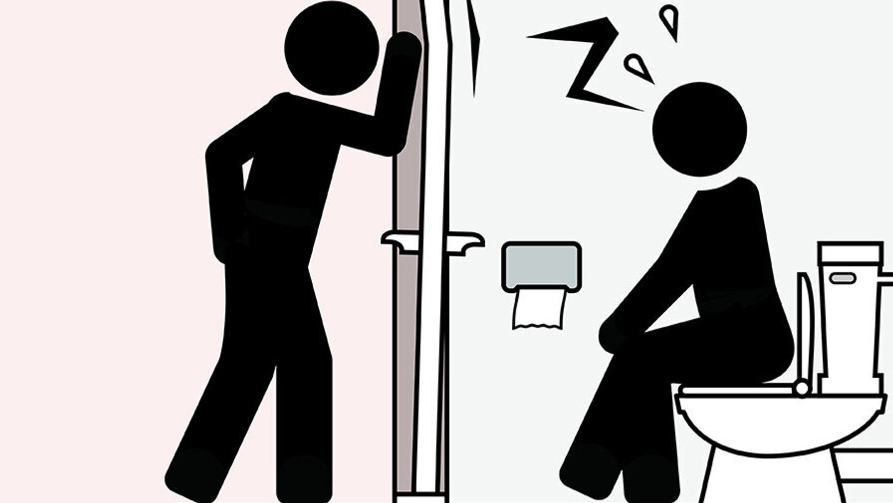 Struggling To Poo In Public Loos Is 'Surprisingly Common' – So How Can You Get Past It?