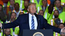 Trump assure qu'être président lui fait perdre 3 à 5 milliards de dollars.