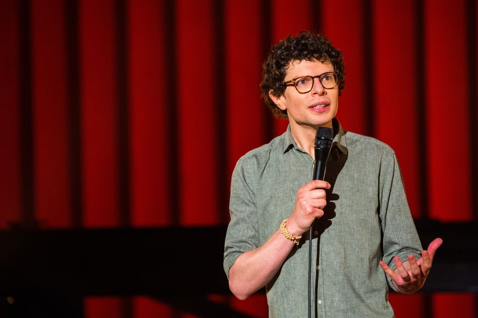 Simon Amstell: 'I Wanted To Be A Comedian Before I Wanted To Be A Gay Comedian'