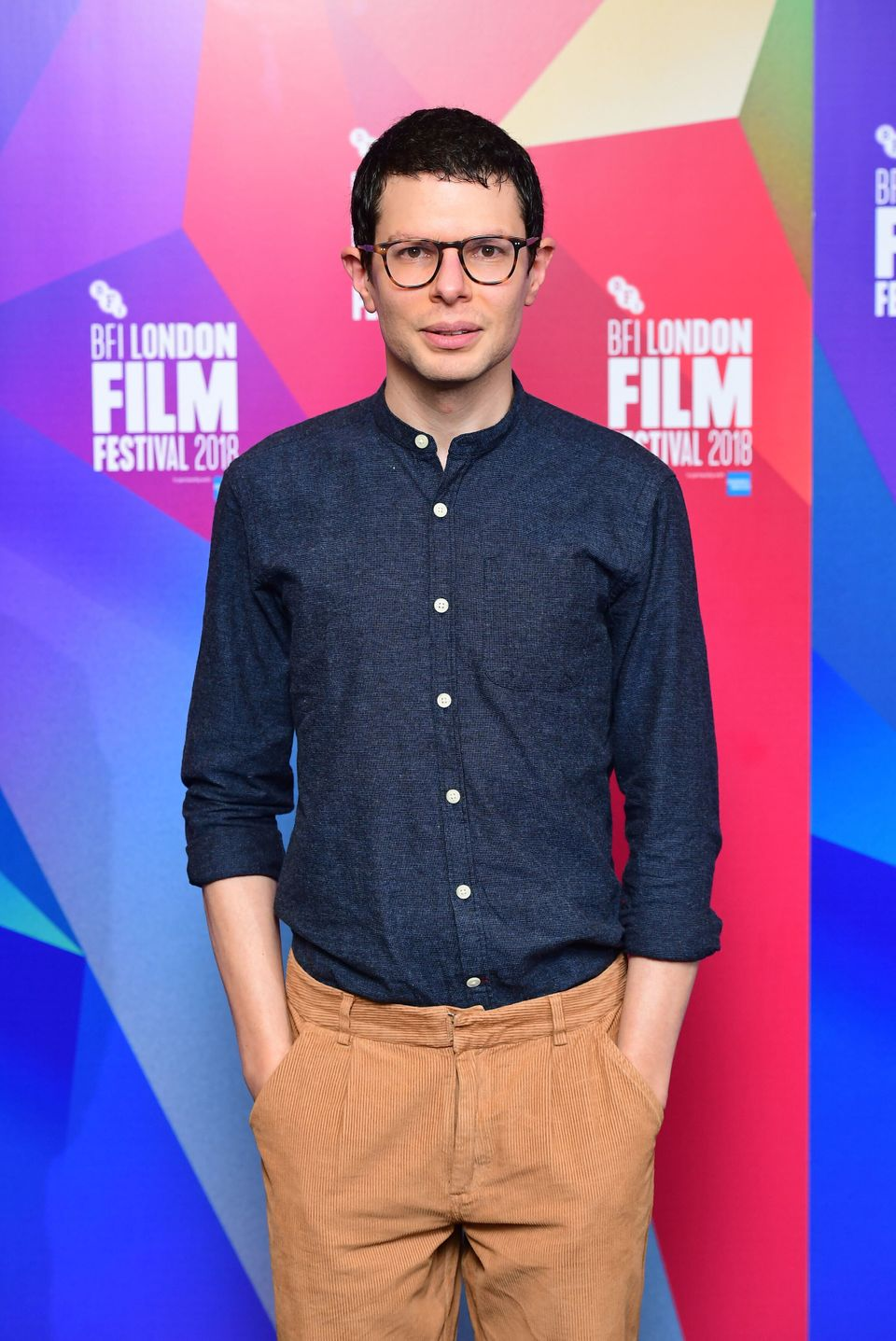 Simon's first feature-length film Set Free debuted at the London Film Festival last