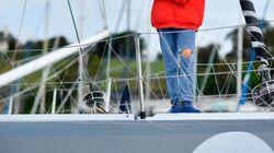 Greta Thunberg comienza su travesía rumbo a Nueva York en un velero