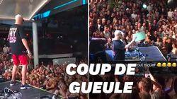 Agacé par des supporters de l'OM, DJ Snake interrompt son show au Cap
