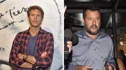 Emanuele Filiberto prende in giro Salvini: