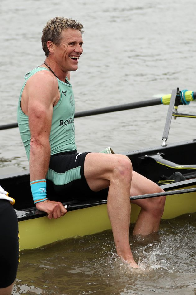 Strictlys James Cracknell Says His Dancing Dreams Were Almost Dashed After Bike Accident